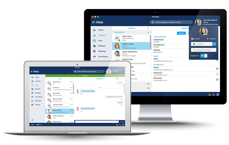 Mitel Mi-Collab Suite
