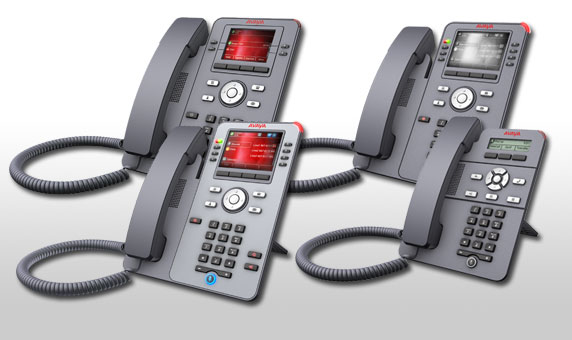 IP Office R.11 J-Series Phones
